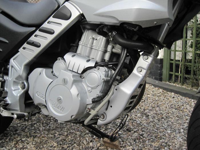 Featured Bikes Bmw F650 2002 Bmw F650cs F650 Cs