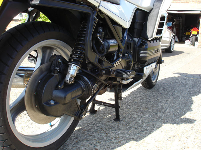1991 BMW K100RS 16V Rear Wheel Shocks
