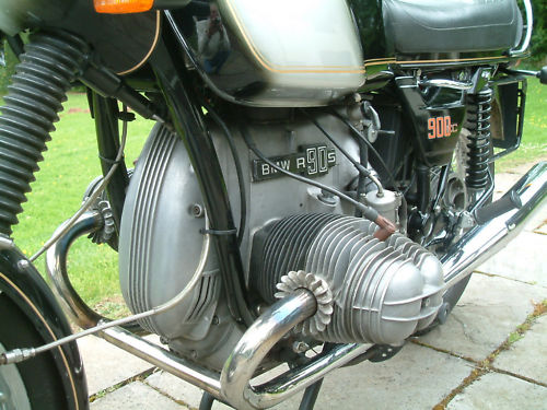 1974 bmw r90s engine