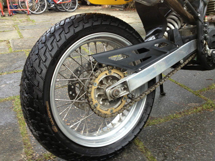 2001 CCM 604 E Super Moto Rear Wheel