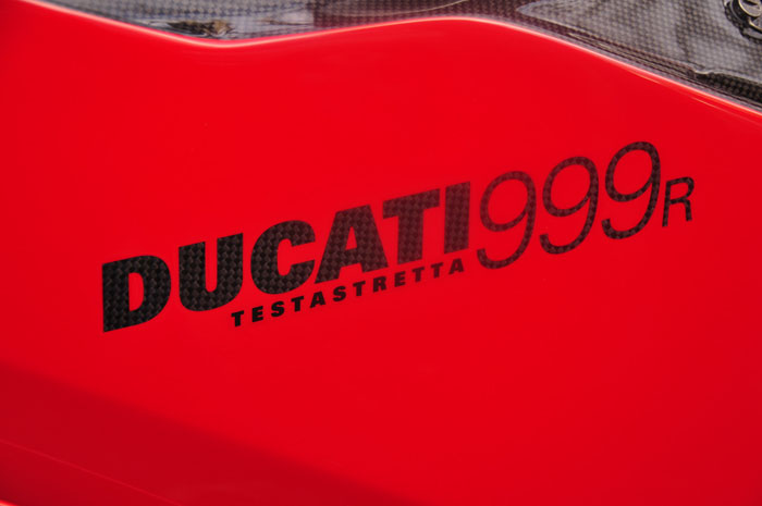 2003 ducati 999r brand new decal