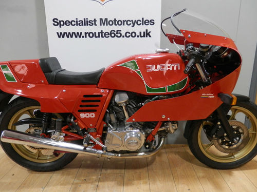 1985 Ducati Mike Hailwood 900SS Replica 1