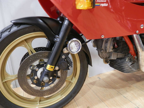 1985 Ducati Mike Hailwood 900SS Replica Front Wheel