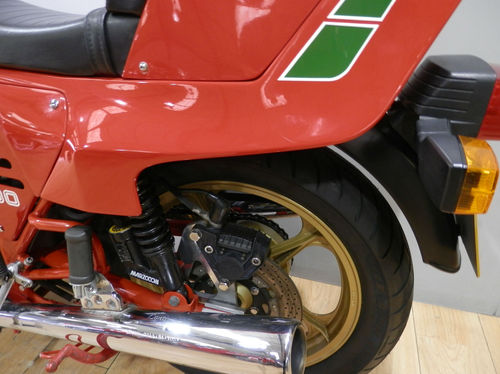 1985 Ducati Mike Hailwood 900SS Replica Rear Wheel