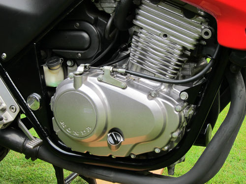 1995 Honda CB500R Engine