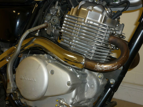 1999 Honda CL400 Engine