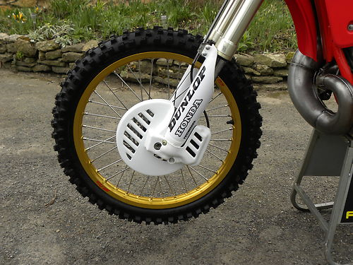 1989 honda cr250 front wheel