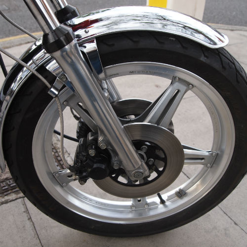1981 Honda CX500 Front Wheel