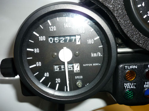 1988 Honda NSR250 MC18 Speedometer