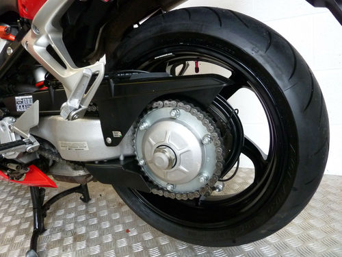 2002 Honda VFR800 VTEC Rear Wheel