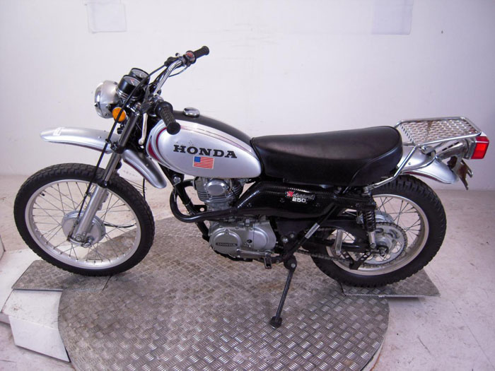 1973 honda xl250 motorsport 1