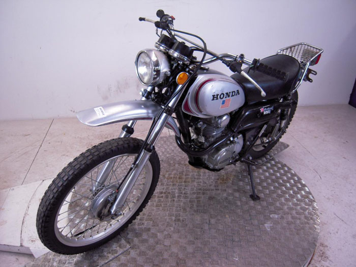 1973 honda xl250 motorsport 4