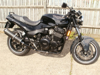 141 1995 triumph speed triple icon