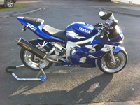 16 1999 yamaha r6 icon