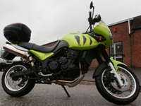 169 2001 triumph tiger 955i icon