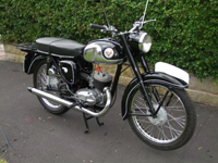 183 1968 bsa bantam d14 4 175cc icon