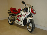 229 1996 suzuki rgv250 rgv 250 sp lucky strike icon