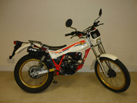 232 1983 honda tlr200 tlr 200 twin shock trial bike icon