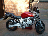 278 2005 yamaha fz 6 red icon