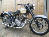 285 1955 rigid panther 600cc model 100 icon
