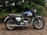 377 1959 Triumph Bonneville T120 Icon
