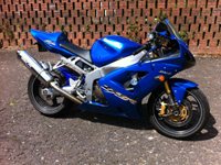 419 2003 Kawasaki ZX636 B1H Blue Icon