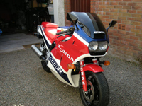 424 1986 Honda VF1000RE Icon
