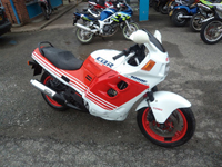438 1988 Honda CBR1000F-J Sports Touring 999cc Icon