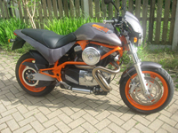 486 2001 Buell M2 Icon