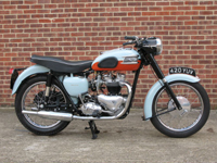 531 1959 Triumph T120 Bonneville Icon