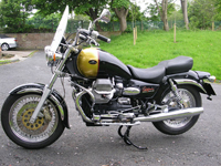 546 2003 Moto Guzzi California 1100cc Icon