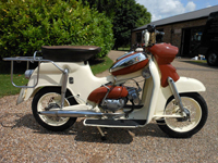 548 1965 Puch DS50V Icon