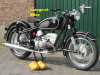 578 1966 BMW R69S Icon