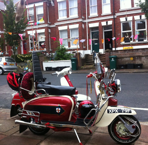 1968 lambretta li 125 series 3 jimmy replica quadrophenia 1