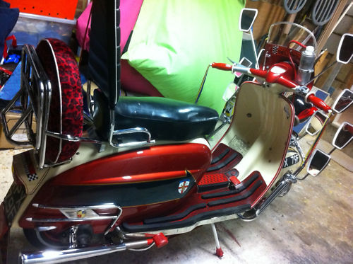 1968 lambretta li 125 series 3 jimmy replica quadrophenia 2