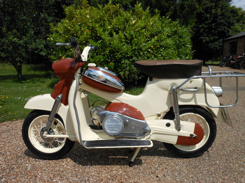 1965 Puch DS50V 2