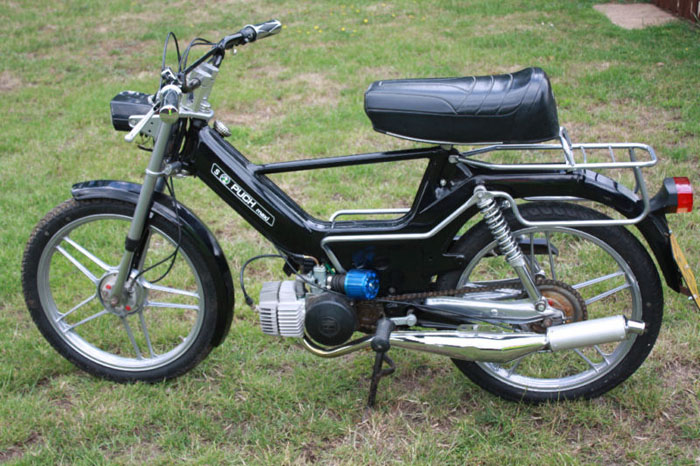 1986 puch maxi sport special silver 1