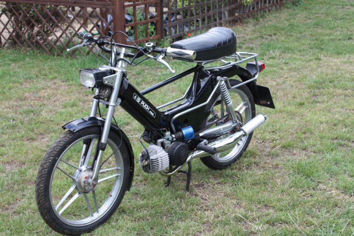 1986 puch maxi sport special silver 2