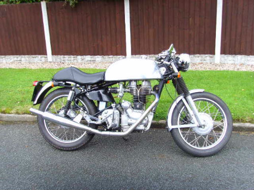 2001 royal enfield bullet 500 clubman 1