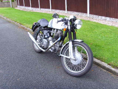 2001 royal enfield bullet 500 clubman 2