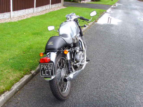 2001 royal enfield bullet 500 clubman 5
