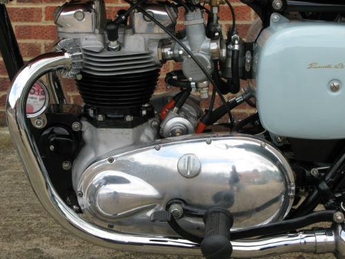 1959 Triumph T120 Bonneville Engine