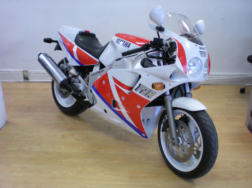 1999 yamaha fzr1000 exup engine 2