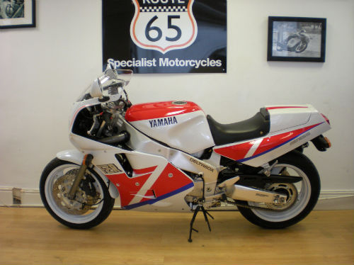 1999 yamaha fzr1000 exup engine 3