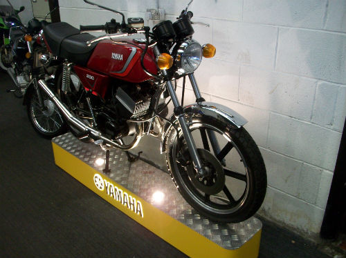 1983 yamaha rd 200 dx iconic air cooled twin 195cc 2