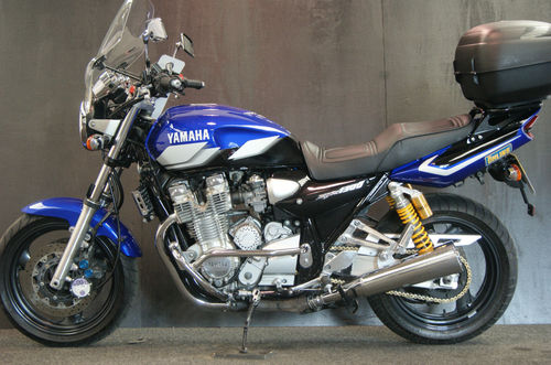 2001 Yamaha XJR 1300SP Muscle Retro 1