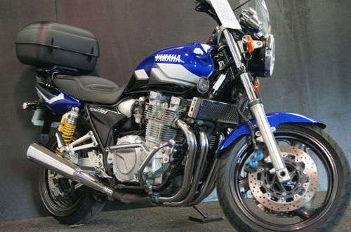 2001 Yamaha XJR 1300SP Muscle Retro 4