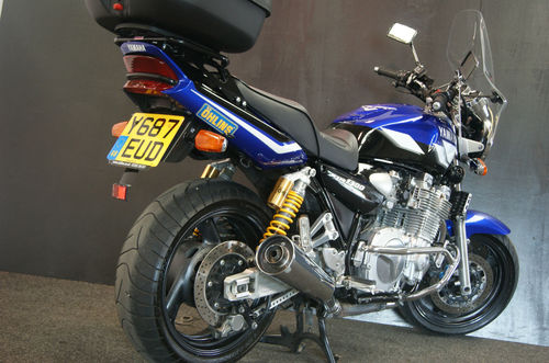 2001 Yamaha XJR 1300SP Muscle Retro 5