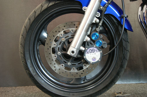 2001 Yamaha XJR 1300SP Muscle Retro Front Wheel