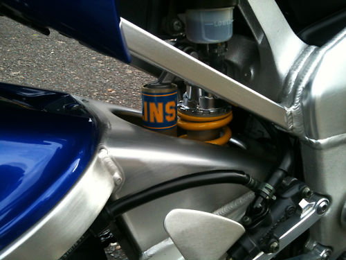 1998 yamaha yzf-r1 suspension